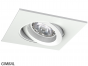 Alcon Lighting 14108 Spot Light Box Architectural LED Linear Recessed Mount Fixture