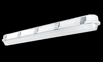 Image 1 of RAB SHARK Linear 4 foot LED Washdown Fixture