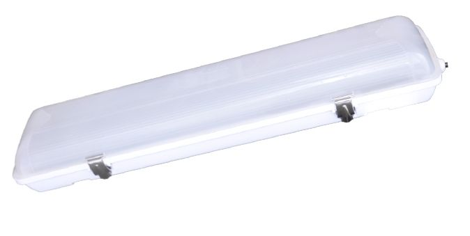 Alcon Lighting 11104 Vaportite Series Wet Location LED Linear Light Fixture with Color Temperature Tuning
