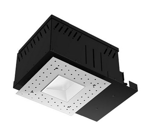 "Image 1 of Intense Lighting MXWSTL 3.5"" MX LED Square Trimless Wall Wash"