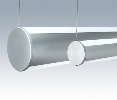 Image 1 of Birchwood Lighting CHLOE LED Direct/Indirect Round Profile Light Fixture