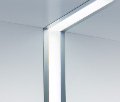 Image 1 of Birchwood Lighting Jake Series T5/T5HO/T8 Recessed Linear Fluorescent Fixture