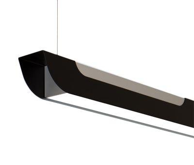 Birchwood Lighting Stella Led Designer Shapes Linear Pendant Light Fixture Alconlighting Com