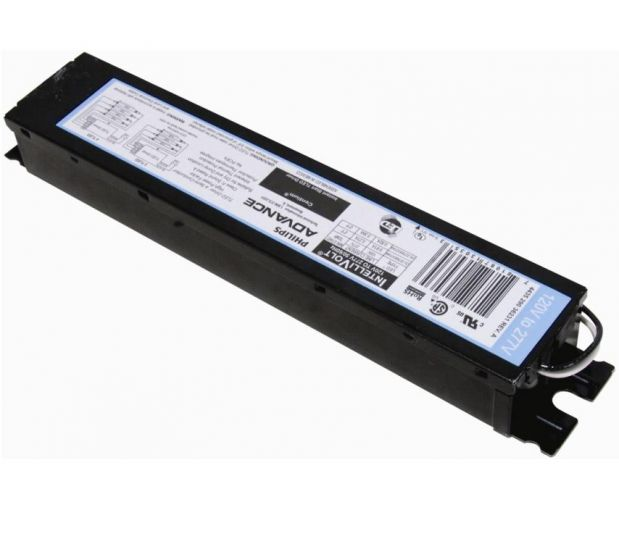Philips ICN-2P24-TLED-SC Advance LED Driver for Philips 1 or 2 Lamp 4 Foot LED Tube Lights 22T8/EXT