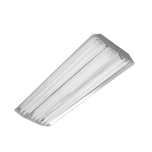 TCP EL4SA454UNIV10 Elite Miro4 Fluorescent T8 or T5HO High Output 4-8-Lamp High Bay Fixture
