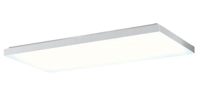 Alcon Lighting 11109-9 Sleek Architectural Contemporary LED 4 Foot Regressed Surface Mount Direct Down Light Wraparound Fixture