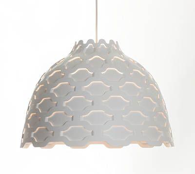 Louis Poulsen Lighting LC Shutters Pendant Light Fixture LC-SHUT-P