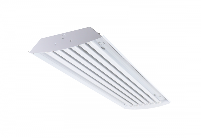 Alcon Lighting 15222-6 Infinum Architectural Commercial LED 6-Lamp Linear High Bay Direct Down Light Fixtures
