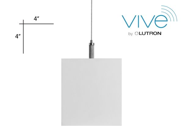 Alcon Lighting 12100-40-P-4 Continuum 40 Series Architectural LED Linear Pendant Mount Direct/Indirect Light Fixture - 4 Foot