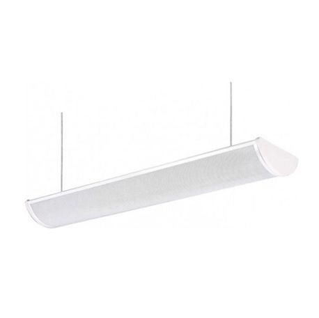 FSC 32W T8 Indirect Basket Fluorescent Fixture, 6248-132