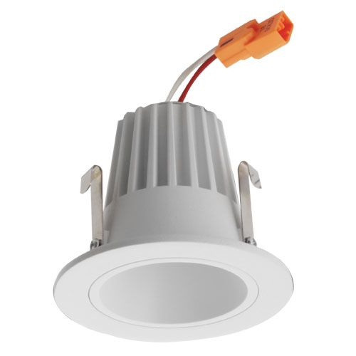 Alcon Lighting 14037 Architectural High Performance Low Profile 2 Inch Led Recessed Light Trim And Housing 2700k Warm White