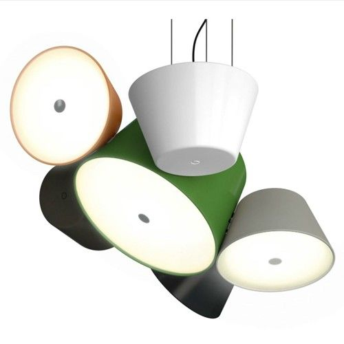 Image 1 of Tam Tam 5 Suspension Light from MARSET