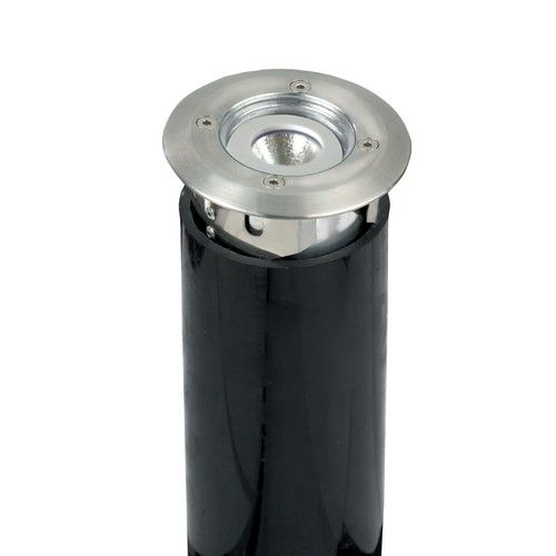 Alcon Lighting Piazzo 9039 Architectural Grade LED 12V Low Voltage In-Ground Well Light  - Stainless Steel