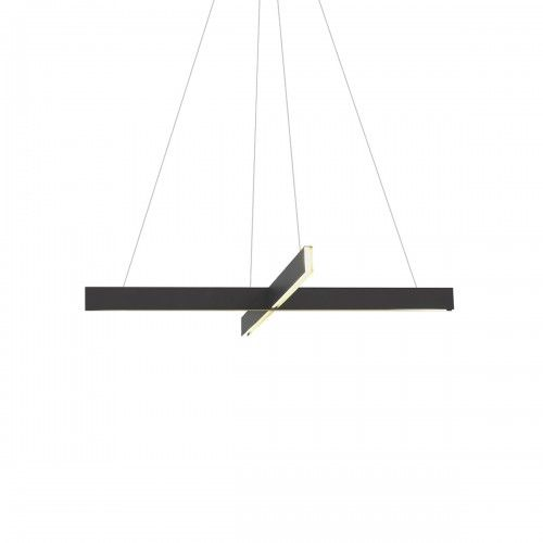 Resident Cross LED Pendant designed by Gidon Bing