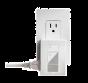 Image 3 of Lutron Caseta P-PKG1P-WH Caseta Wireless 300-watt/100-watt Plug-In Lamp Dimmer with Pico Remote Control Kit, White