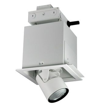 Alcon Lighting 14113 1 Pull Down Architectural Led Adjustable 1 Lamp