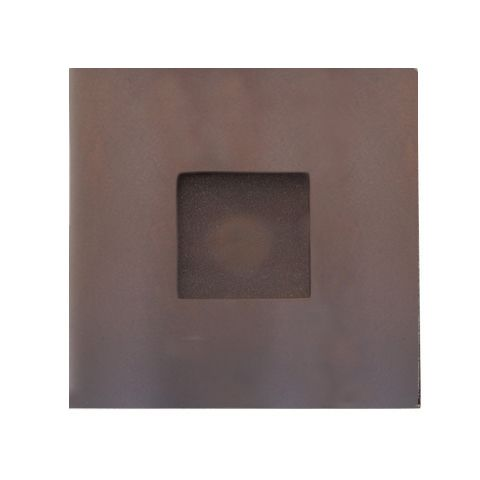 Image 1 of SPJ Lighting Forever Bright SPJ-GDG-30W-SQ LED Brass Versatile Outdoor Recessed or In-Ground Well Light - Matte Bronze Finish