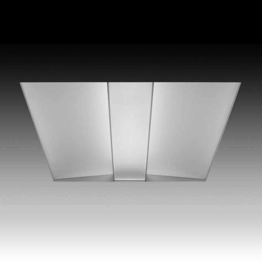 Image 2 of Focal Point FEQL22 Equation 2x2 Architectural LED Recessed Light