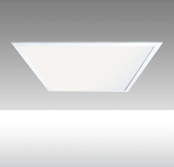 Image 1 of Alcon Lighting 14028 Edge Lit Architectural LED Flat Panel Recessed High Efficiency Direct Light Troffer (Wattage & Color Temperature Selectable)