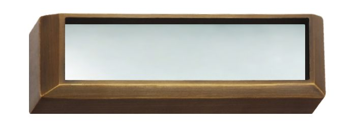 Image 1 of Alcon Lighting 9403-S Klein Architectural LED Low Voltage Step Light Surface Mount Fixture