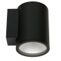 Alcon Lighting 11218-DIR Pavo Architectural LED 6 Inch Round Cylinder Wall Mount Direct Down Light Fixture