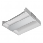 Alcon Lighting 24000 Elite Architectural LED Recessed Center Basket Direct Light Troffer | QuickShip