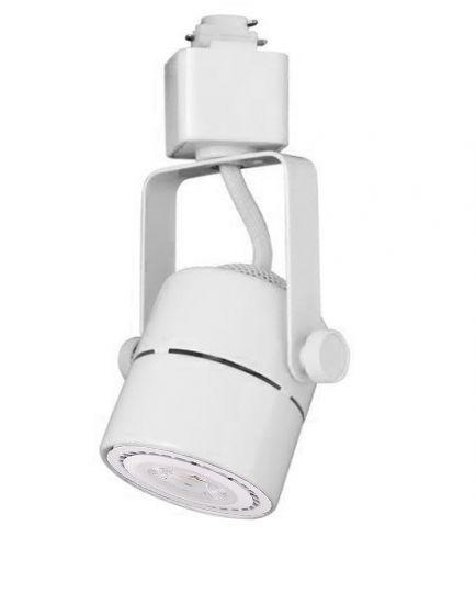 Alcon Lighting 13110 Bella Mini Cylinder Adjustable Swivel Head LED Track Light Fixture
