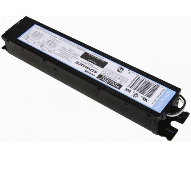 Image 1 of Philips ICN-2P24-TLED-SC Advance LED Driver for Philips 1 or 2 Lamp 4 Foot LED Tube Lights 22T8/EXT