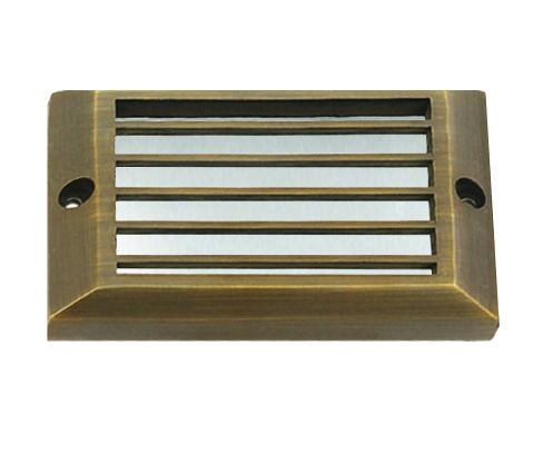 Image 1 of Alcon Lighting 9504-F Hannah Architectural LED Low Voltage Step Light Flush Mount Fixture