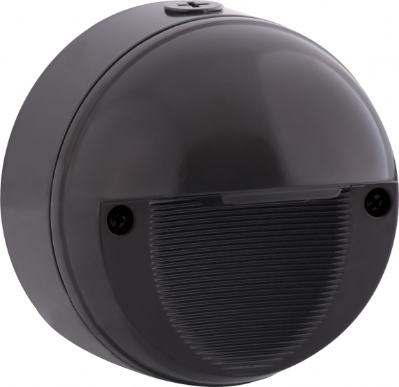 Image 2 of RAB WPLEDR5 5 Watt Light LED Round Architectural Outdoor Wall Pack Fixture