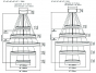 Image 3 of Alcon 12270-5-RGBW Redondo Suspended Architectural LED 5 Tier Ring Chandelier