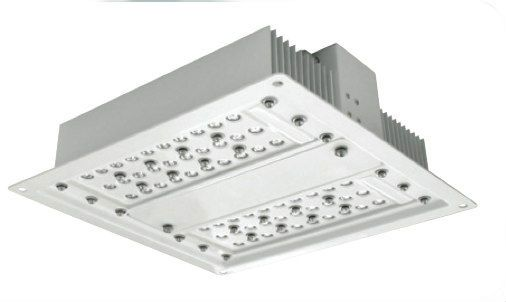 100 Watt TCP Atlas Recessed LED Outdoor Canopy Luminaire