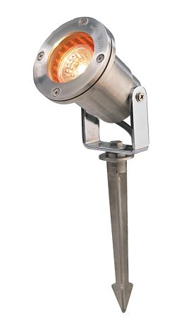 Image 1 of Alcon Lighting 9014 Bolazno Architectural LED Low Voltage Directional Uplight Landscape Lighting Fixture