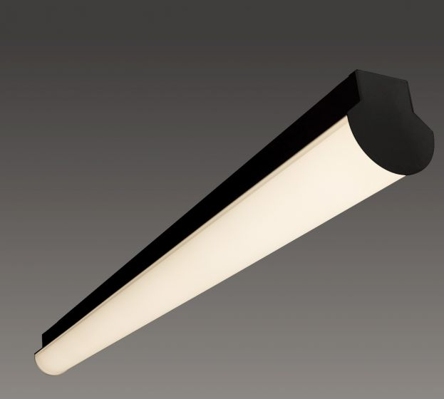 Image 1 of Alcon Lighting 11108 Lombardy Industrial Series Commercial LED Linear Surface Mount Direct Down Light Strip