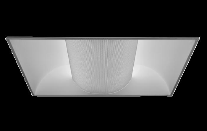 Alcon Lighting 24000 Elite Architectural LED Recessed Center Basket Direct Light Troffer   QuickShip
