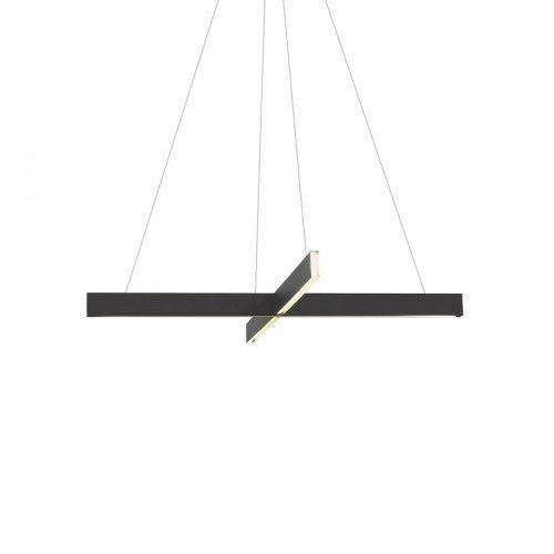 Resident Cross LED Pendant designed by Gidon Bing