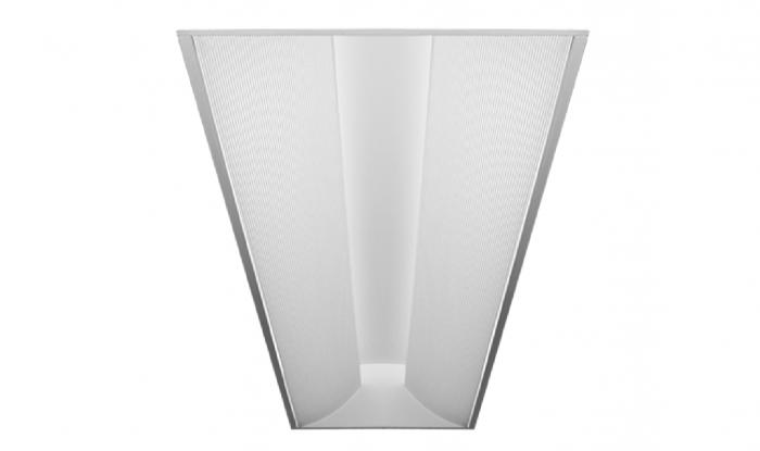 Alcon Lighting 14080 Prestige Architectural LED 1x4 Recessed Side Basket Direct Light Troffer