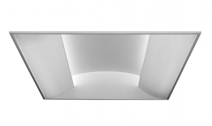Alcon Lighting 14081 Prestige Architectural LED 2x2 Recessed Side Basket Direct Light Troffer