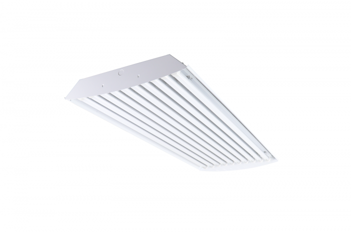 Alcon Lighting 15222-10 Infinum Architectural Commercial LED 10-Lamp Linear High Bay Direct Down Light Fixtures
