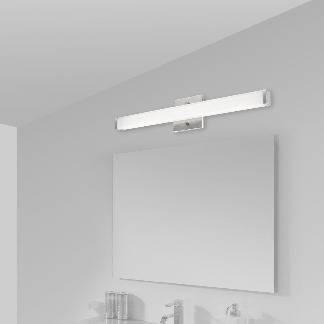 Alcon Lighting 11118 Vanity Led Linear Wall Mount Lighting Fixture Alconlighting Com