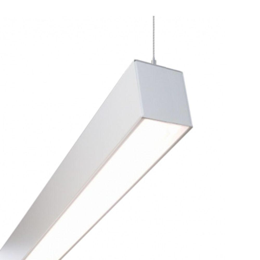 Alcon 12100 22 P Linear Continuous Led Pendant Light Commercial Grade U S Assembled