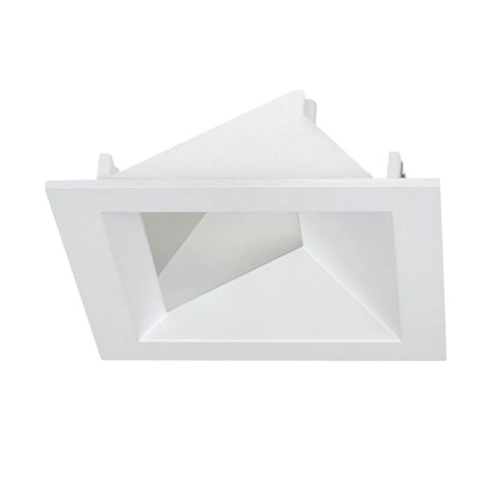 Alcon Lighting 14031 3 Architectural Inch Square Led Lensed Recessed Wall Wash