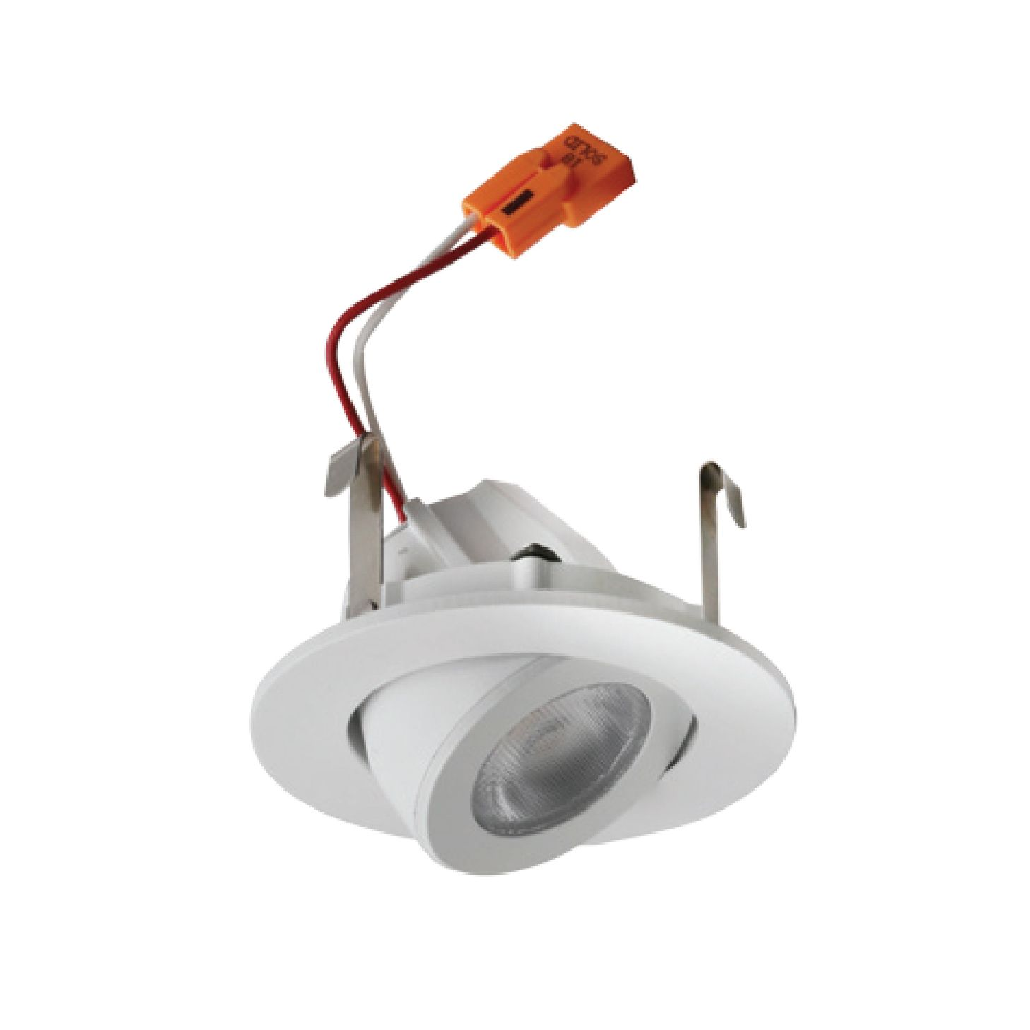Image of: Alcon Lighting 14039 Architectural High Performance Low Profile 2 Inch Adjustable Led Recessed Light Trim And Housing 2700k Warm White Light Alconlighting Com