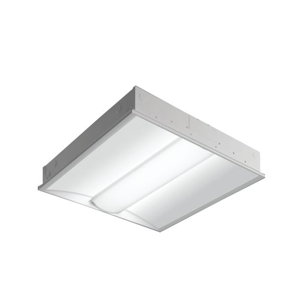 Cooper Cl R3 Rectangular Perforated Inlay Led