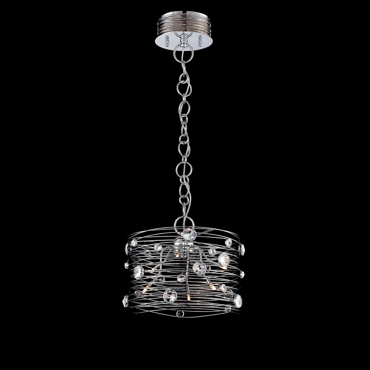 Eurofase Lighting Corfo 6 Light Chandelier