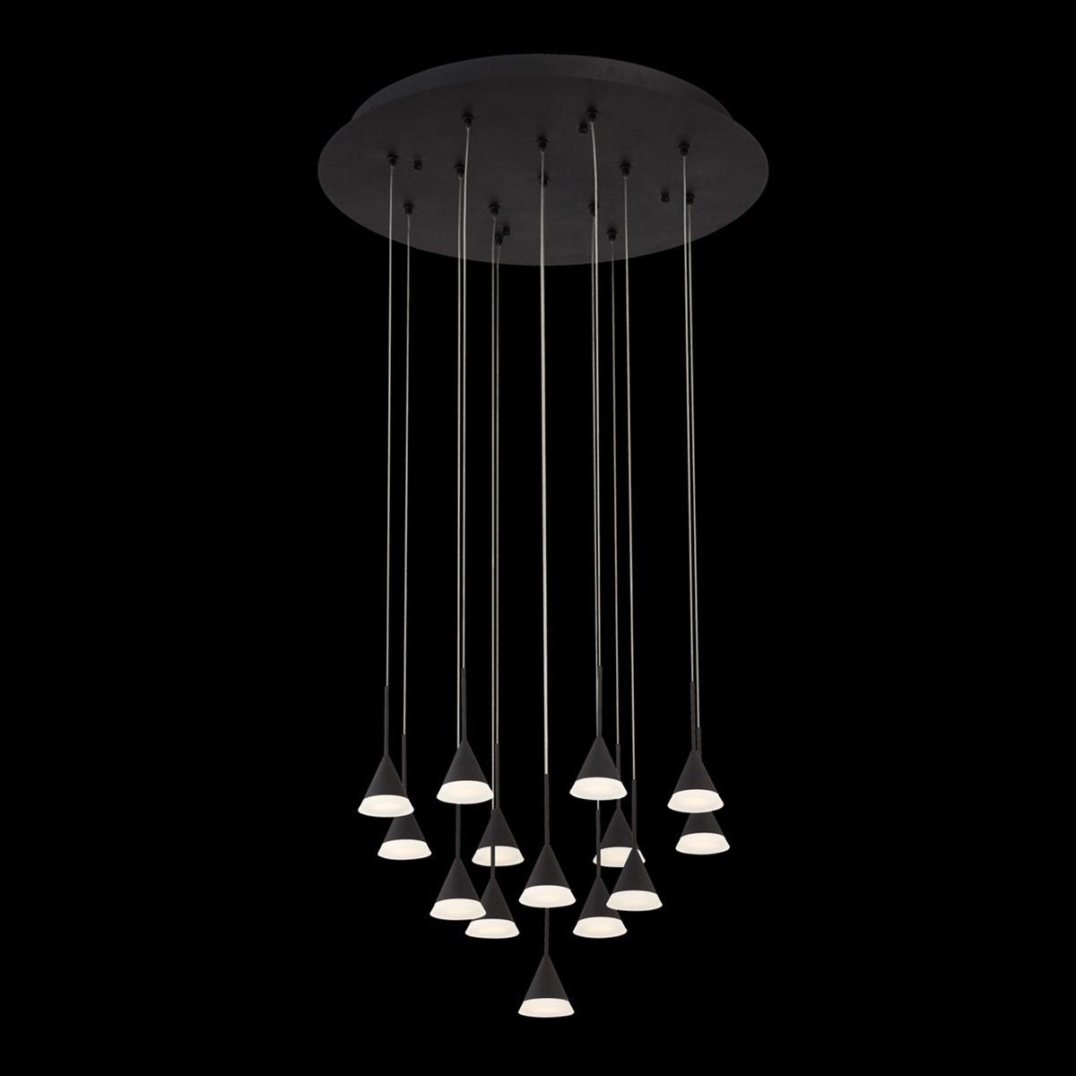 Eurofase Lighting Albion 14 Light Led Chandelier