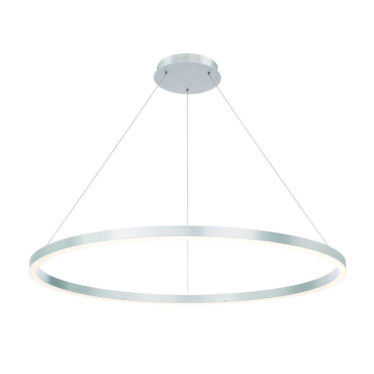 Alcon Lighting 12232 Cirkel Medium 47 25 Inches LED Architectural Suspended  Pendant