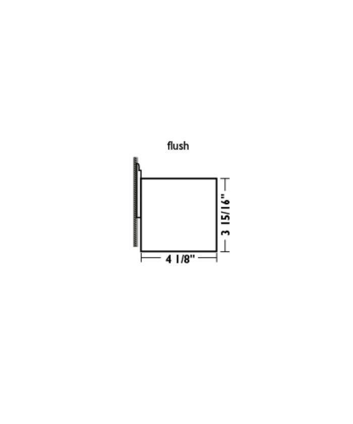 Axis Lighting Beam 4 Bbprled Perimeter Recessed Linear Led