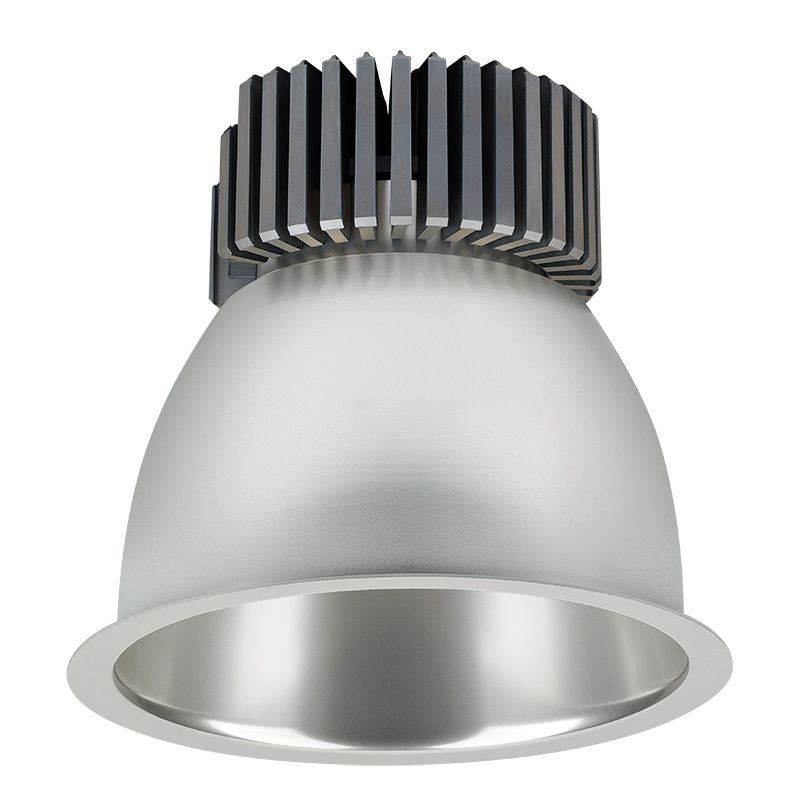 Lightolier C8l35n Calculite Led 8 Round Aperture Wide Beam