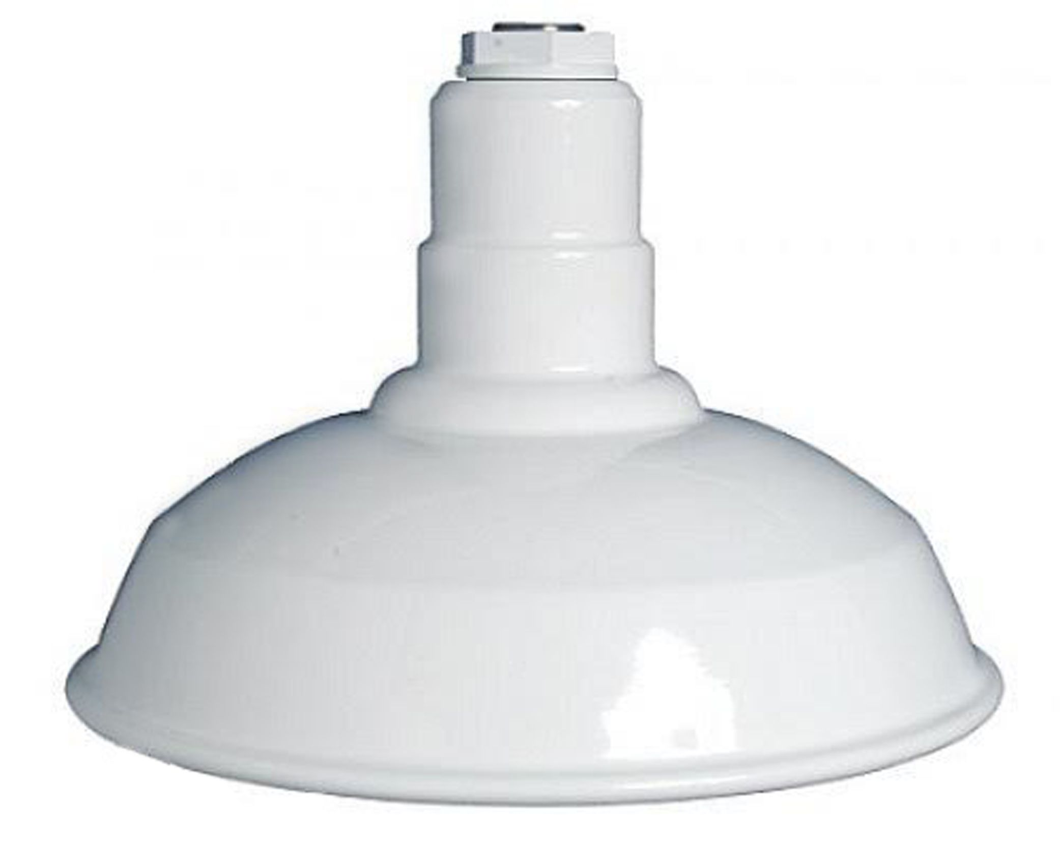 Alcon Lighting 15207 Clint Barn Light Series Architectural Led Round High Bay Fixture